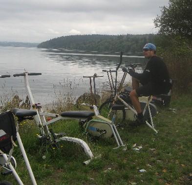 high buddy cykel